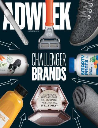 Adweek Oct 22 2018