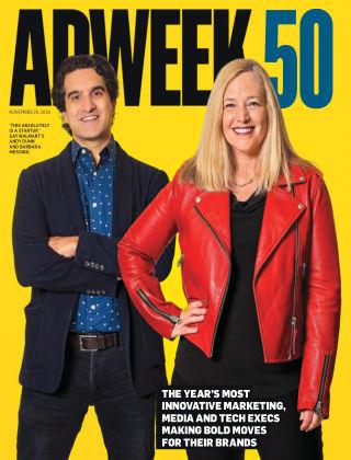 Adweek Nov 26 2018