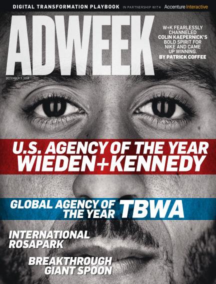 Adweek December 03, 2018 00:00