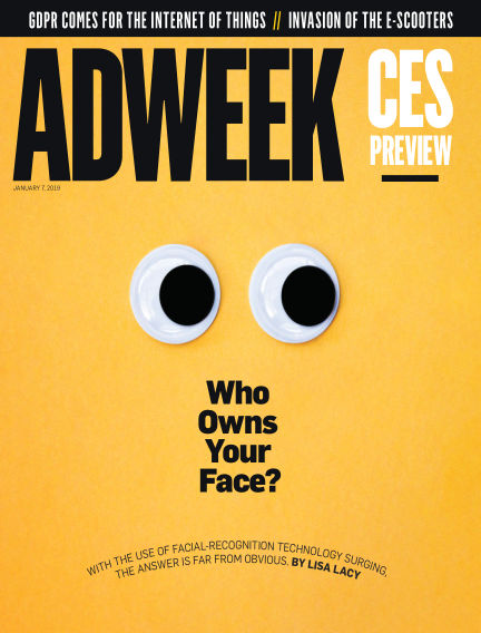Adweek January 07, 2019 00:00