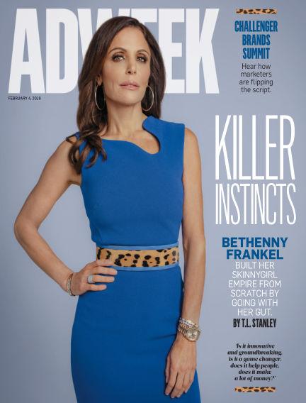 Adweek February 04, 2019 00:00