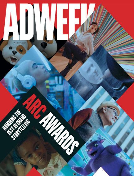 Adweek March 04, 2019 00:00