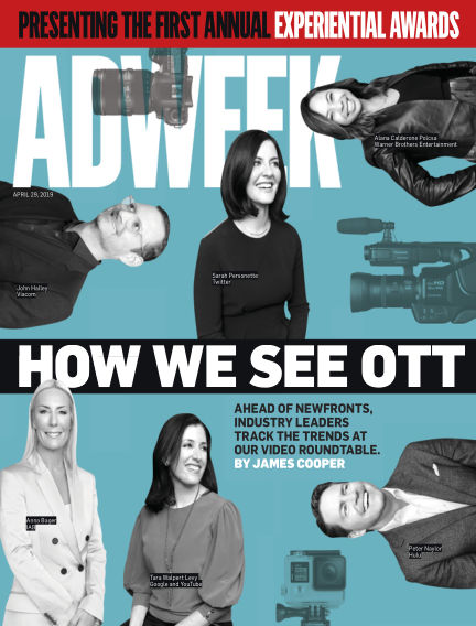 Adweek April 29, 2019 00:00