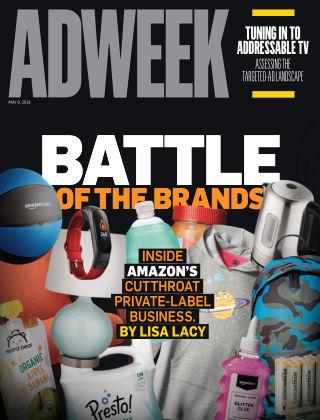 Adweek May 6 2019