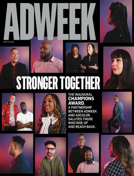 Adweek May 20, 2019 00:00
