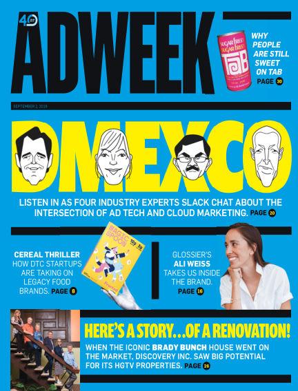 Adweek September 02, 2019 00:00