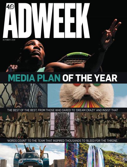 Adweek October 07, 2019 00:00