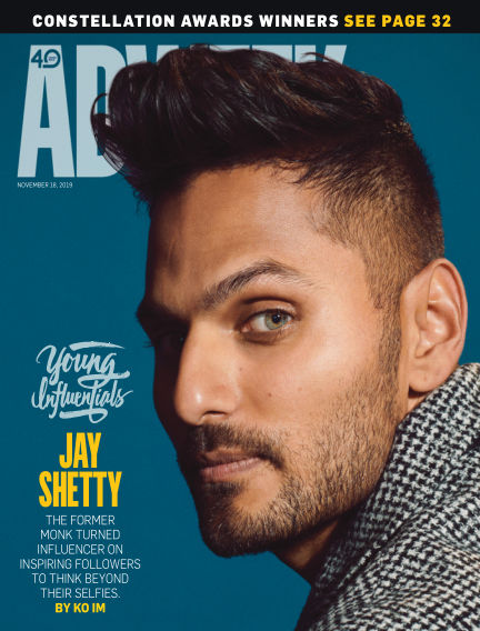 Adweek November 18, 2019 00:00