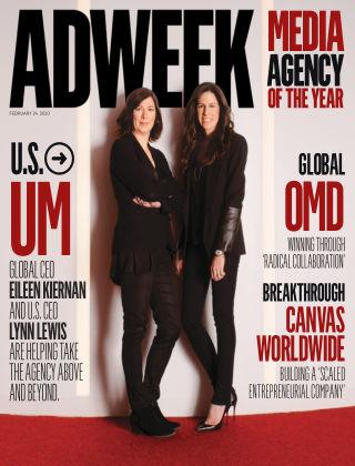 Adweek Feb 24 2020
