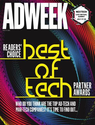 Adweek July 27 2020