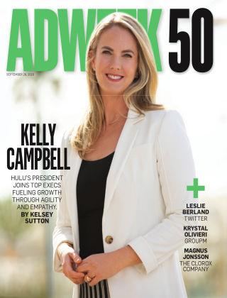 Adweek September 2020