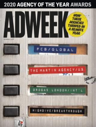 Adweek December 2020