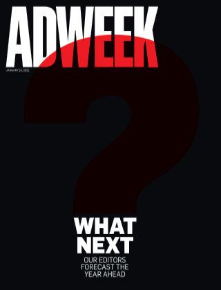 Adweek January 2021