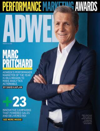 Adweek March 2021