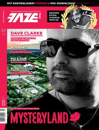 FAZE Magazin April 2016 / 50.