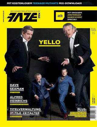 FAZE Magazin September 2016