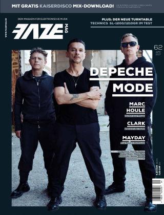 FAZE Magazin April 2017