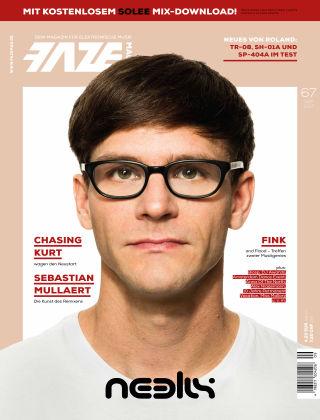 FAZE Magazin September 2017