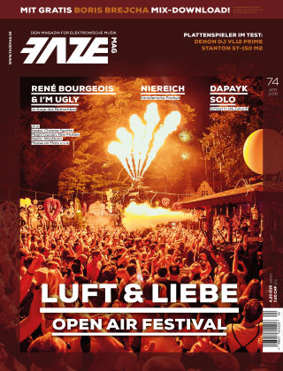 FAZE Magazin April 2018