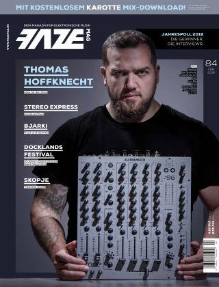 FAZE Magazin Februar 2019