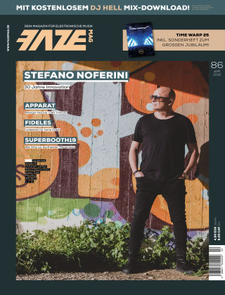 FAZE Magazin April 2019