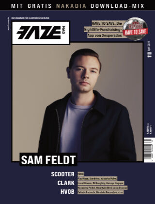 FAZEmag April 2021