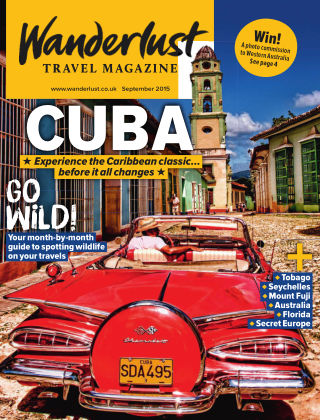 Wanderlust Travel Magazine September 2015