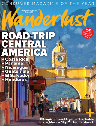 Wanderlust Travel Magazine October 2014