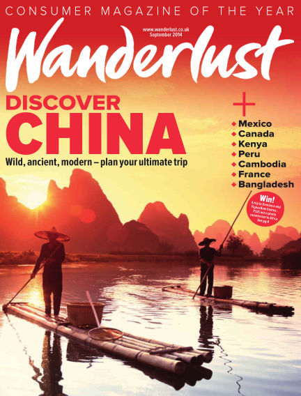 Wanderlust Travel Magazine August 07, 2014 00:00