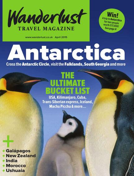 Wanderlust Travel Magazine March 19, 2015 00:00