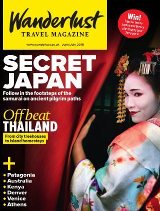 Wanderlust Travel Magazine Jun/Jul 2015