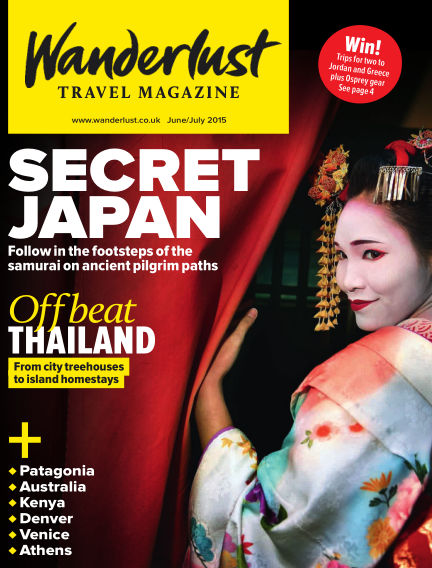 Wanderlust Travel Magazine May 28, 2015 00:00