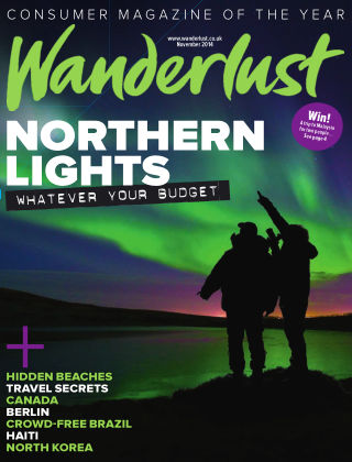 Wanderlust Travel Magazine November 2014