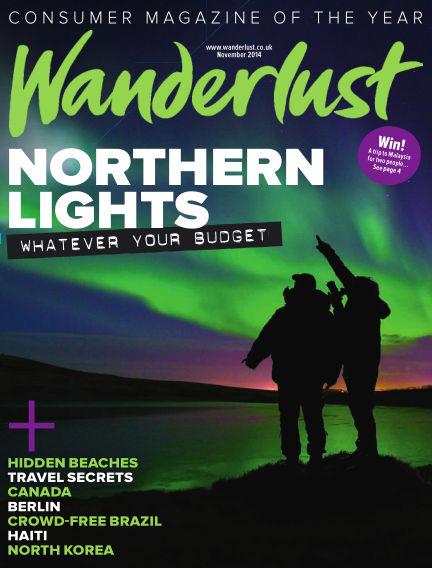 Wanderlust Travel Magazine October 14, 2014 00:00