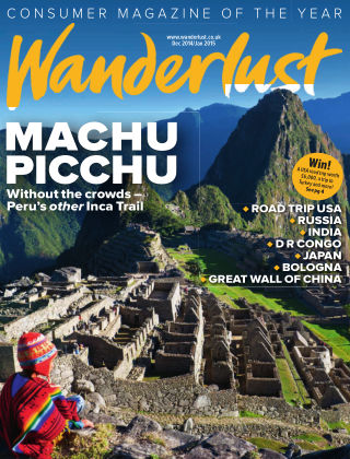Wanderlust Travel Magazine Dec'14 / Jan'15