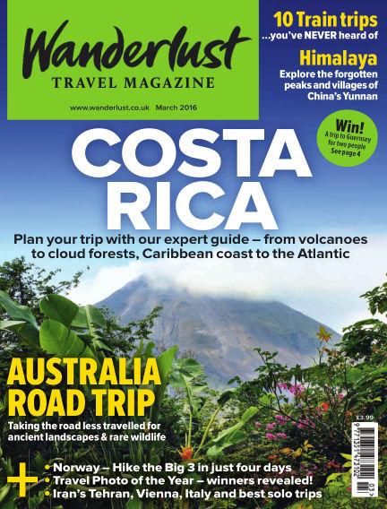 Wanderlust Travel Magazine February 11, 2016 00:00