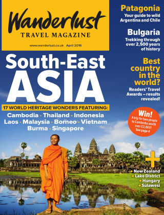 Wanderlust Travel Magazine April 2016