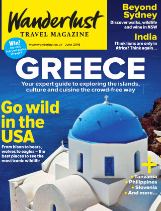 Wanderlust Travel Magazine June 2016
