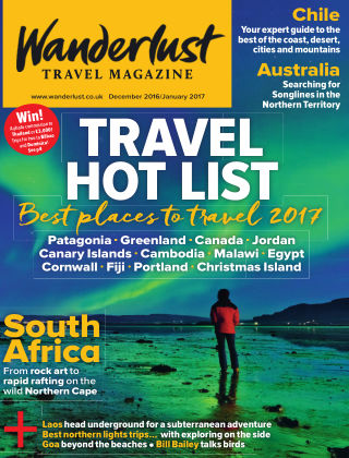 Wanderlust Travel Magazine Dec - Jan 2017