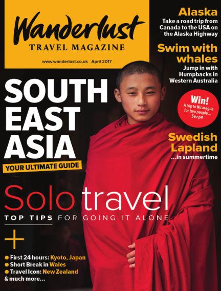 Wanderlust Travel Magazine March 16, 2017 00:00