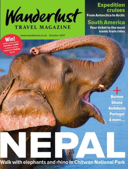 Wanderlust Travel Magazine September 07, 2017 00:00