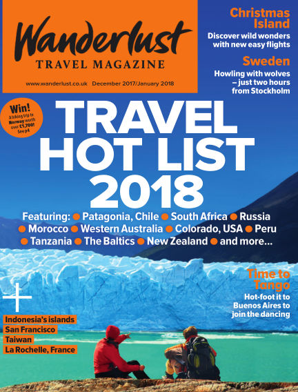 Wanderlust Travel Magazine November 16, 2017 00:00