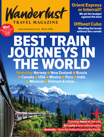 Read Wanderlust Travel Magazine Magazine On Readly The Ultimate Magazine Subscription 1000 S Of Magazines In One App