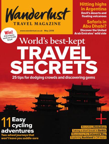 Wanderlust Travel Magazine April 19, 2018 00:00