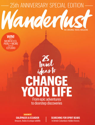 Wanderlust Travel Magazine November 2018