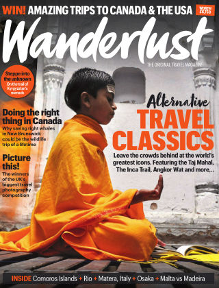 Wanderlust Travel Magazine March 2019