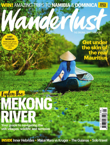 Wanderlust Travel Magazine April 18, 2019 00:00