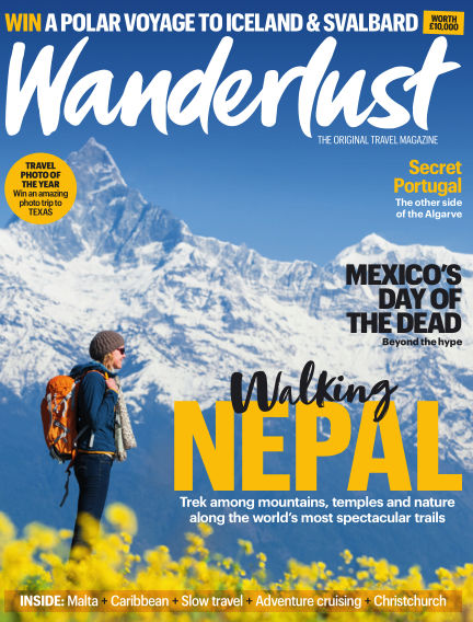 Wanderlust Travel Magazine June 27, 2019 00:00