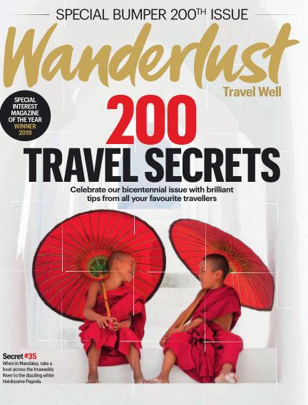 Wanderlust Travel Magazine September 05, 2019 00:00