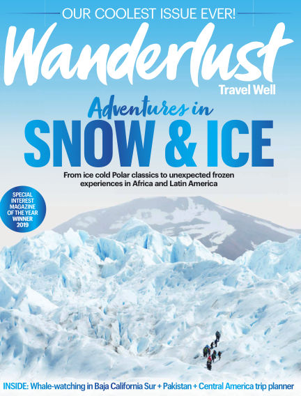 Wanderlust Travel Magazine October 10, 2019 00:00
